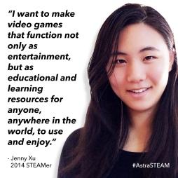 Jenny Xu 14'